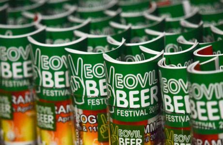 Yeovil Beer festival 2015